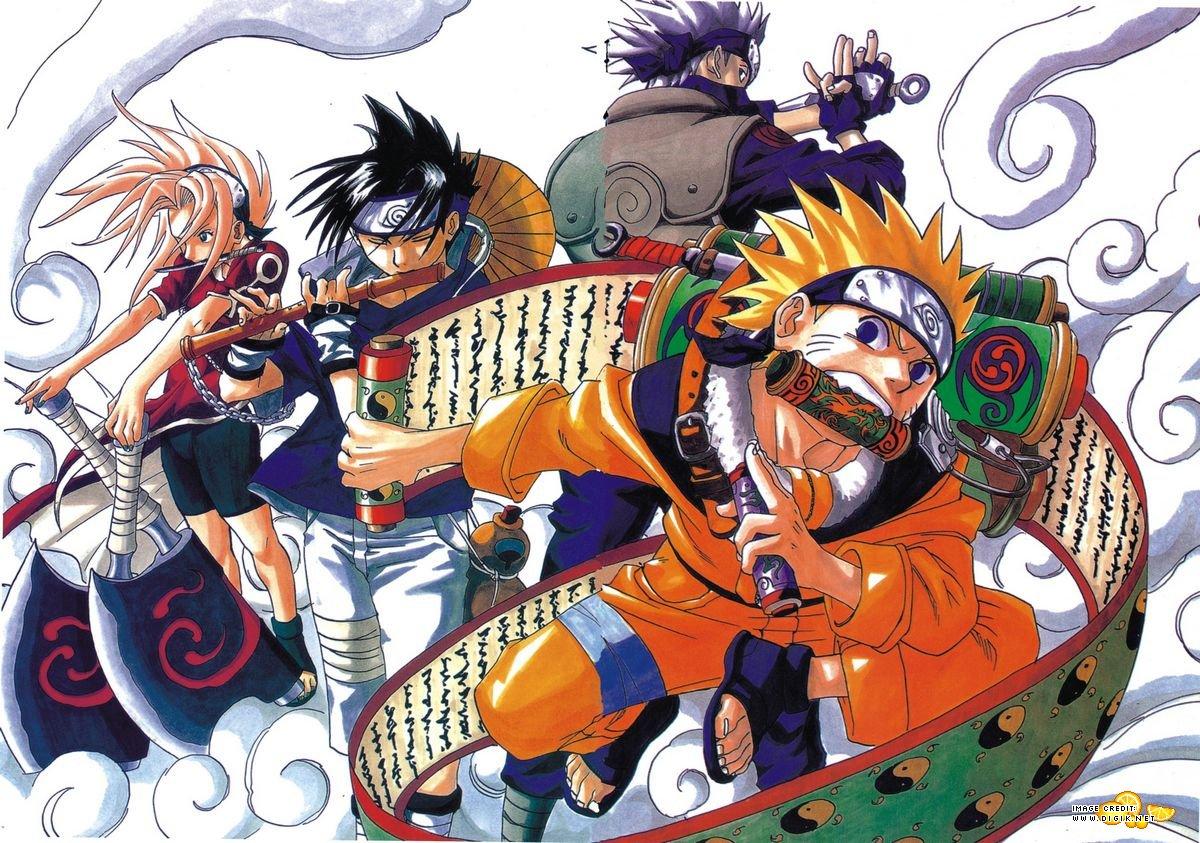 Zerochan Naruto Team 7 164519 PictureNaruto Shippuden Zerochan