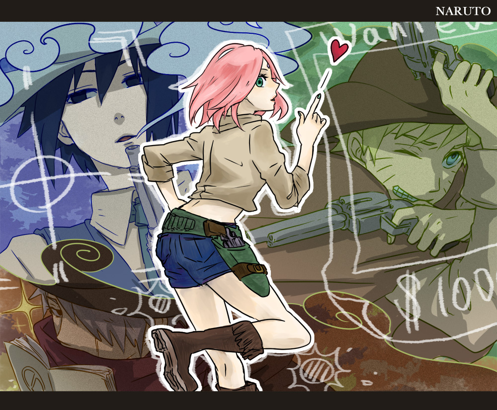 Team 7 - NARUTO | page 27 of 64 - Zerochan Anime Image Board
