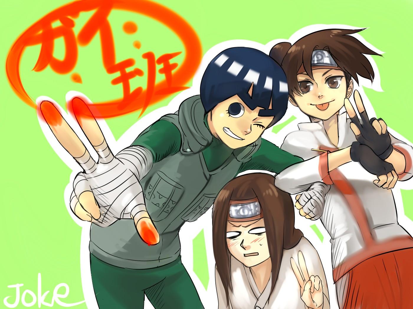 naruto team 9