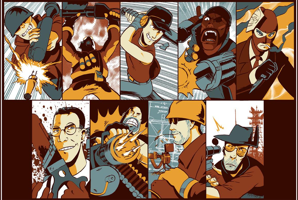 Team Fortress 2 Image 758753 Zerochan Anime Image Board