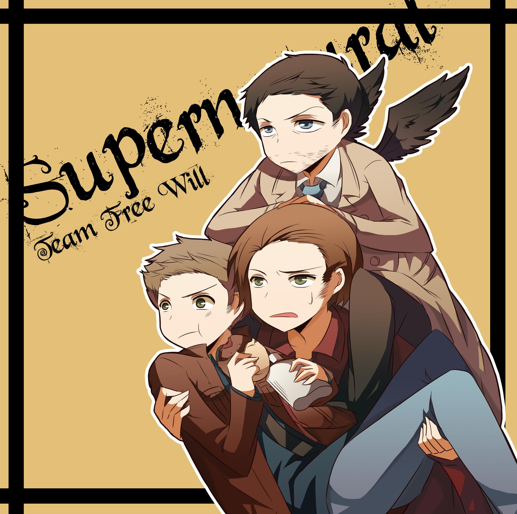 Team Free Will Supernatural Image 1469297 Zerochan Anime