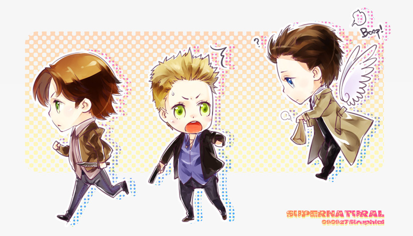 Team Free Will - Supernatural - Image #276679 - Zerochan