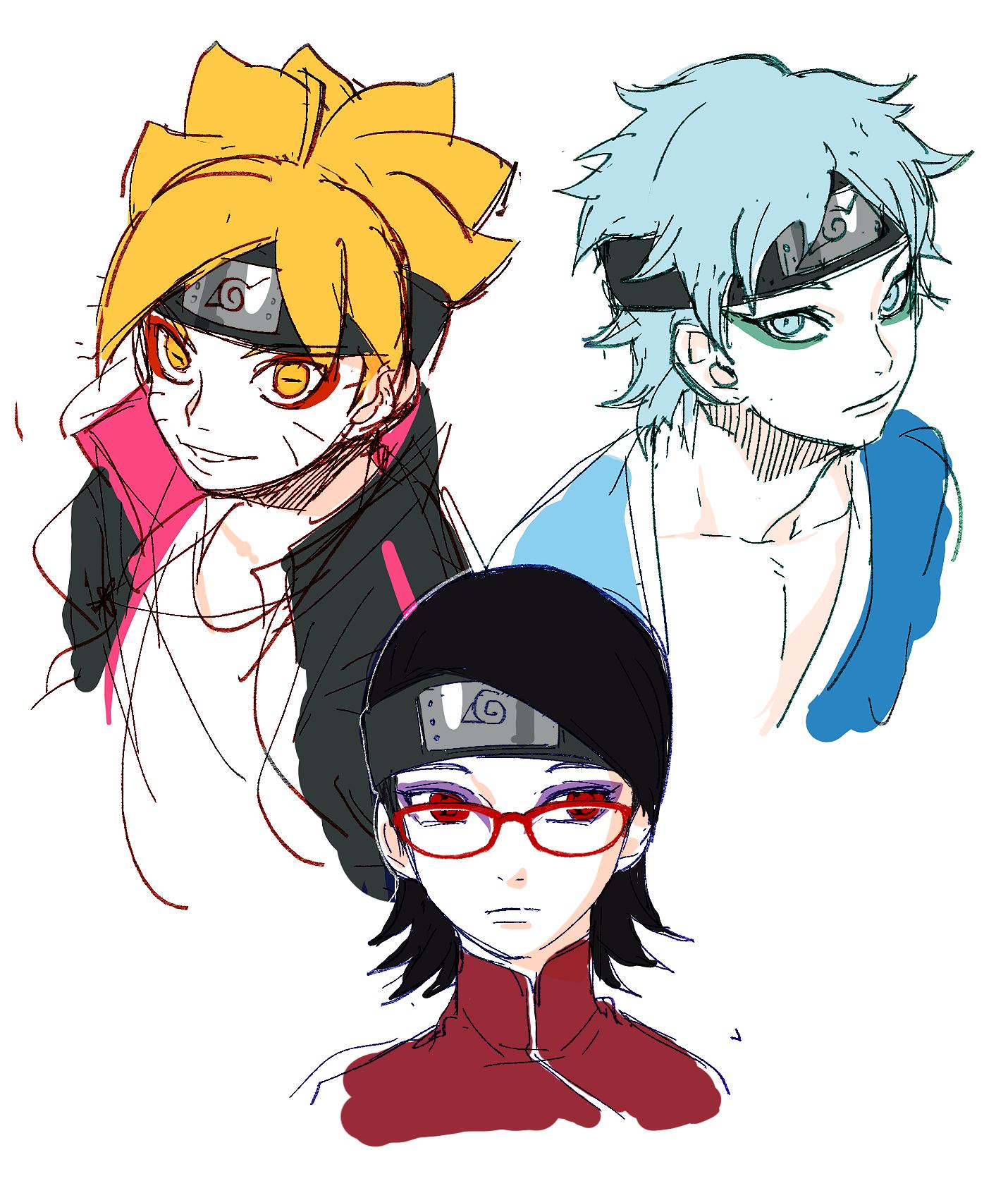 Team Konohamaru Naruto Zerochan Anime Image Board