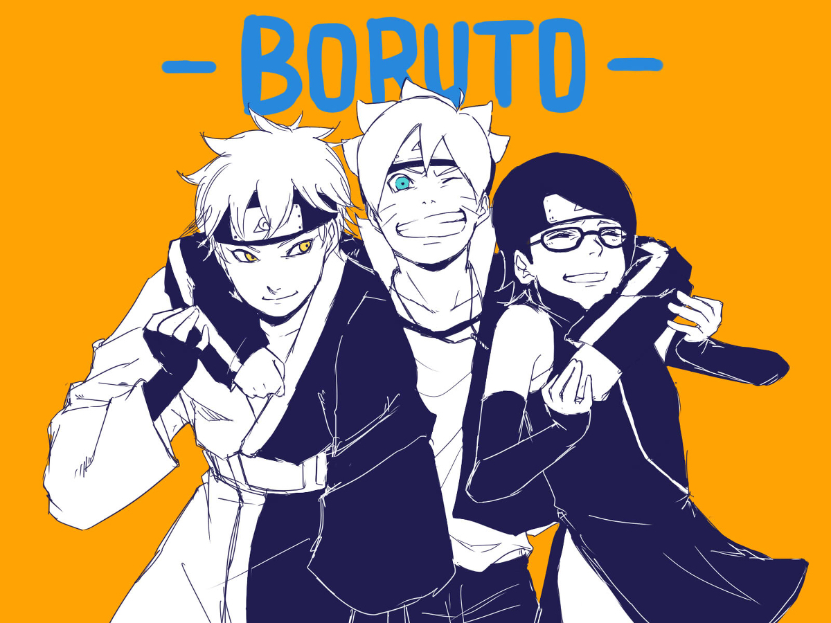 Boruto Wallpaper Zerochan Anime Image Board