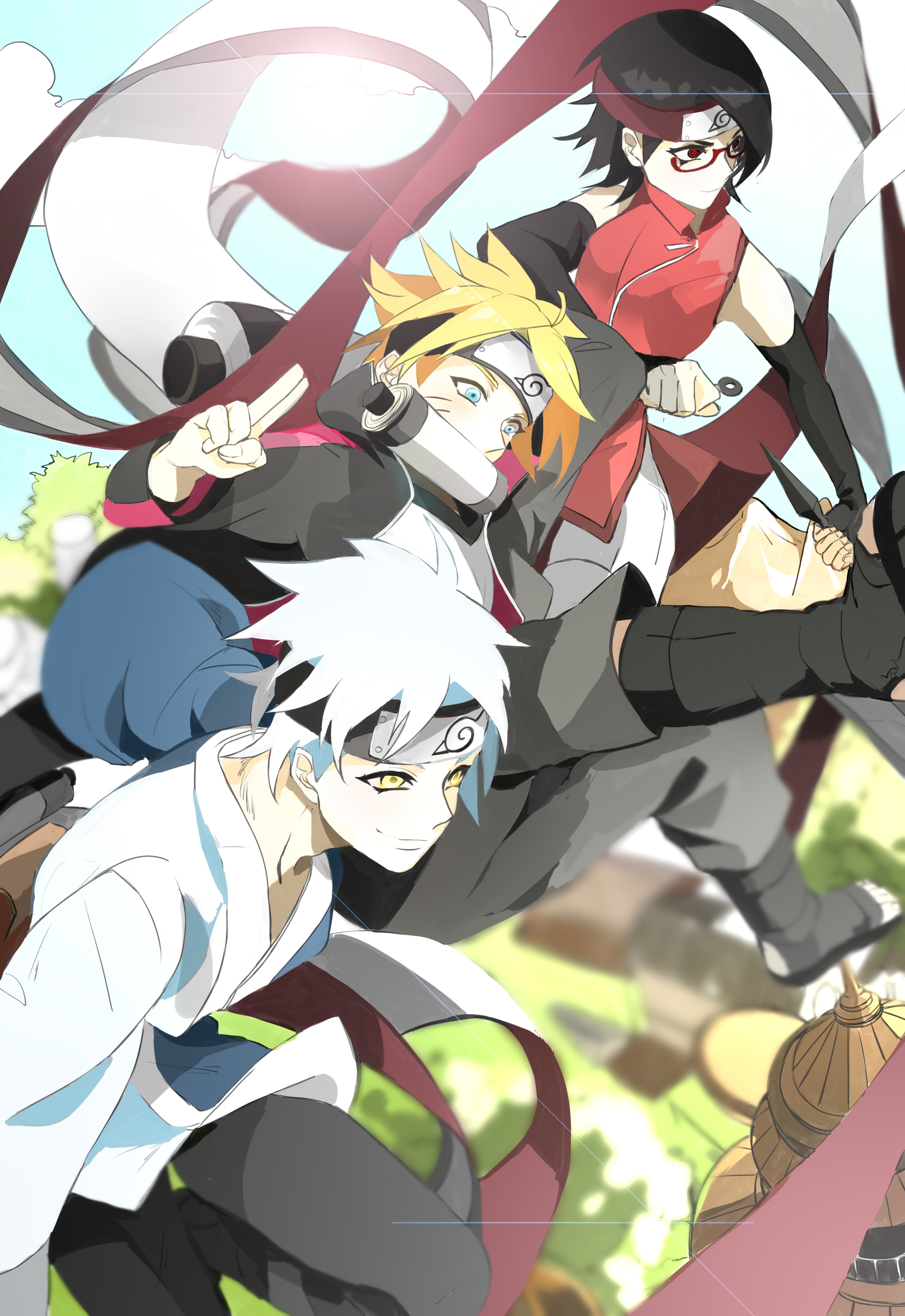 Mitsuki NARUTO Mobile Wallpaper Zerochan Anime Image Board