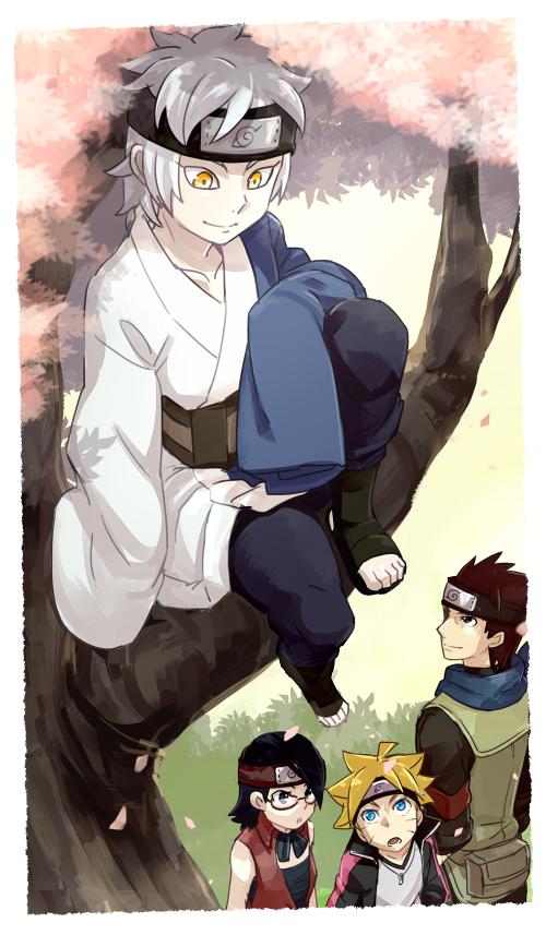 Team Konohamaru Naruto Mobile Wallpaper 2099505 Zerochan Anime Image Board
