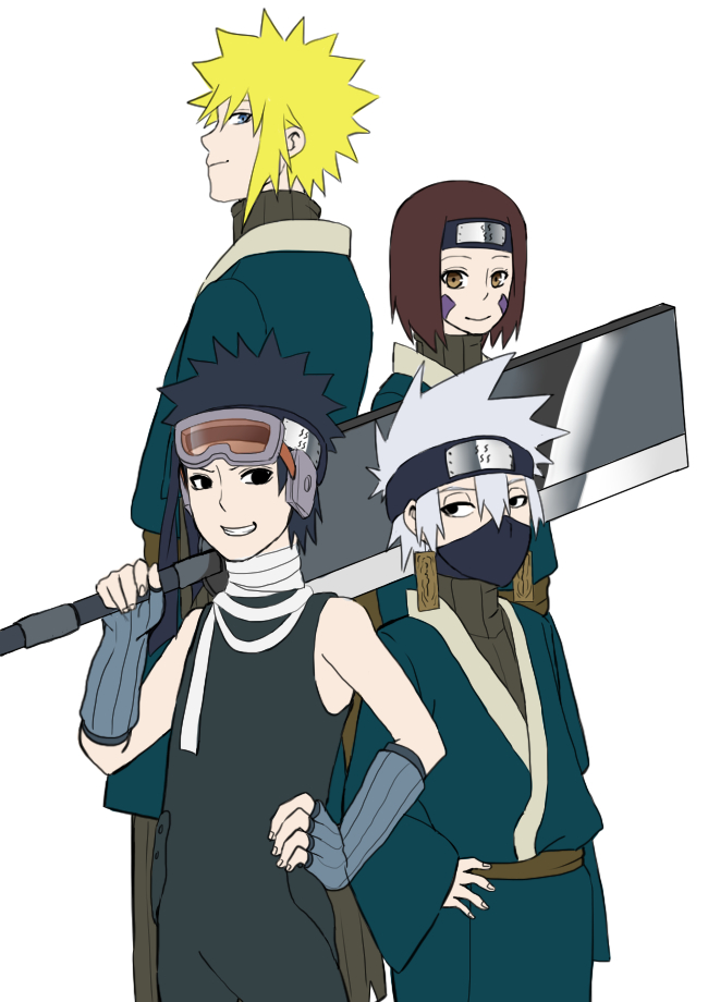 Team Minato - NARUTO -...