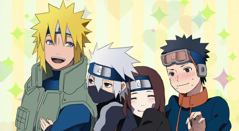 Naruto Builder Team
