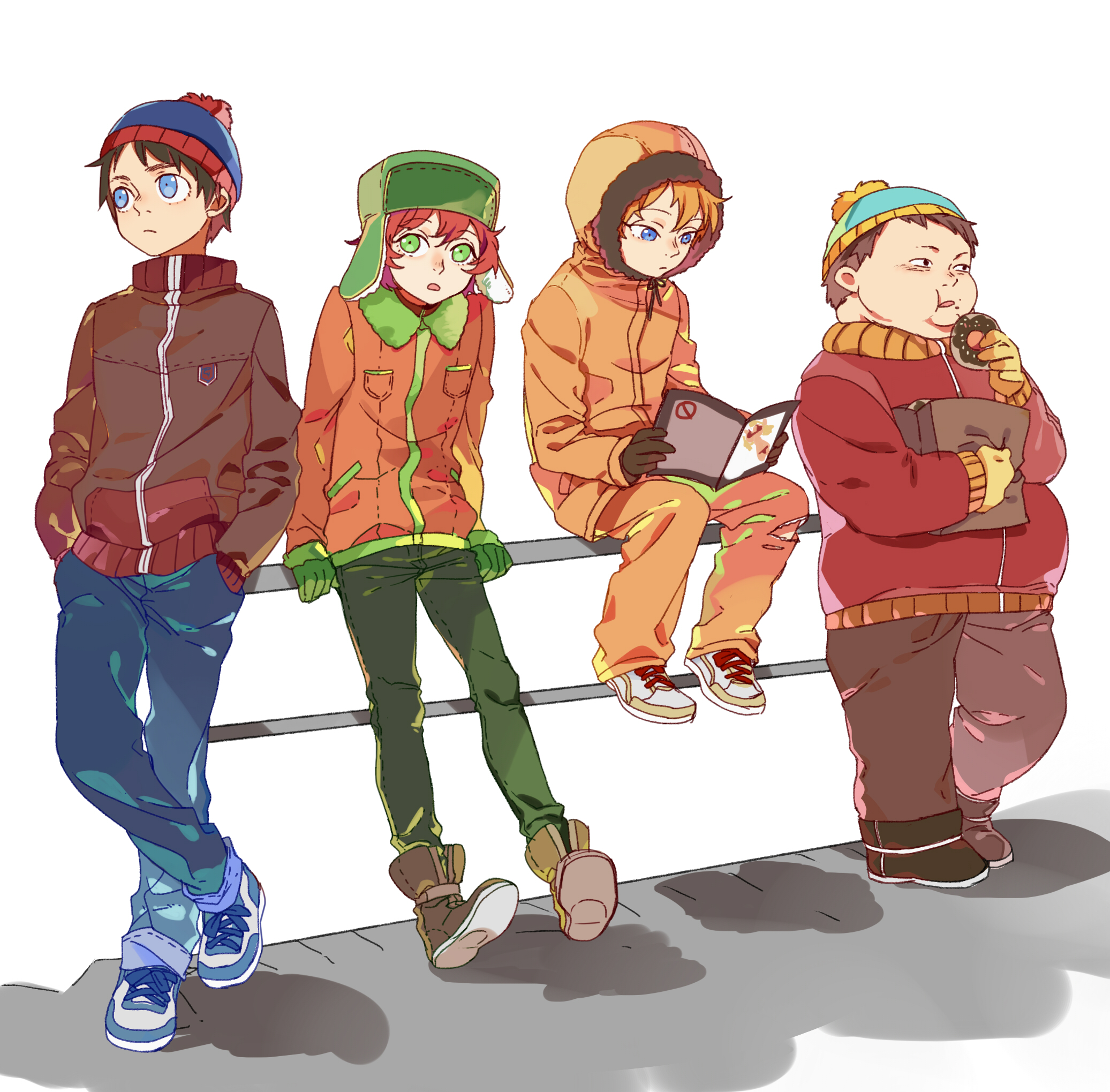 Team Stan - South Park | page 2 of 12 - Zerochan Anime Image