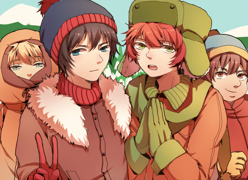 team stan south park image 1425126 zerochan anime