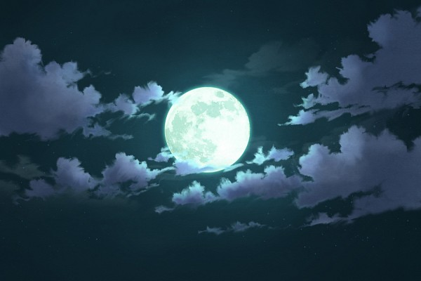 Tags: Anime, Technoheart, Night Sky, Stars (Sky)