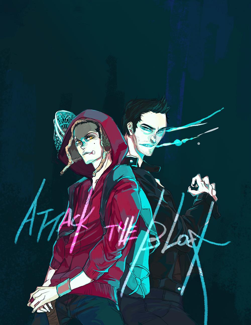 Anime Teen Wolf Stiles