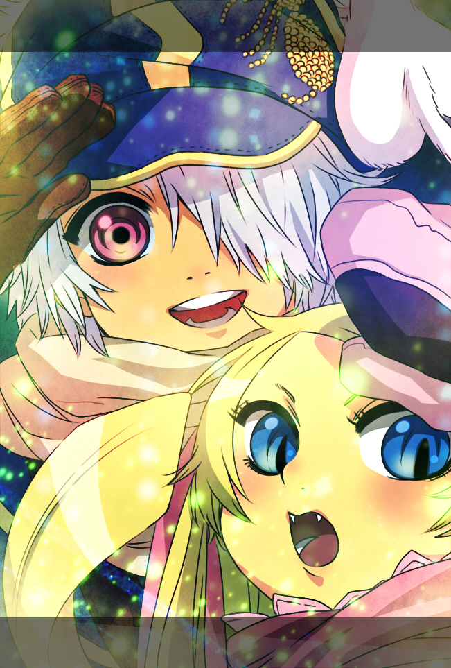 Tags: Anime, Tegami Bachi, Niche, Lag Seeing, Letter Bee