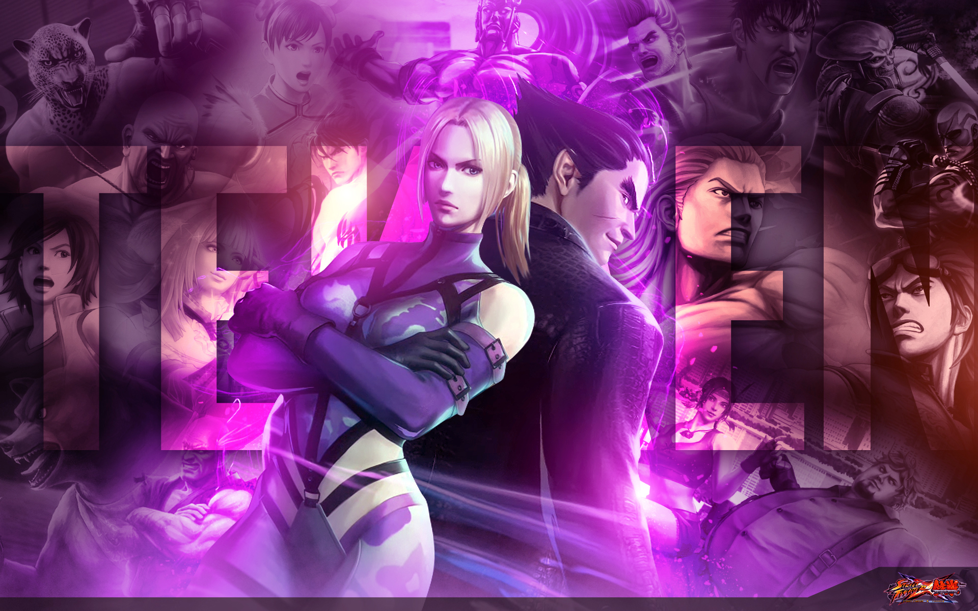Tekken Wallpaper Zerochan Anime Image Board