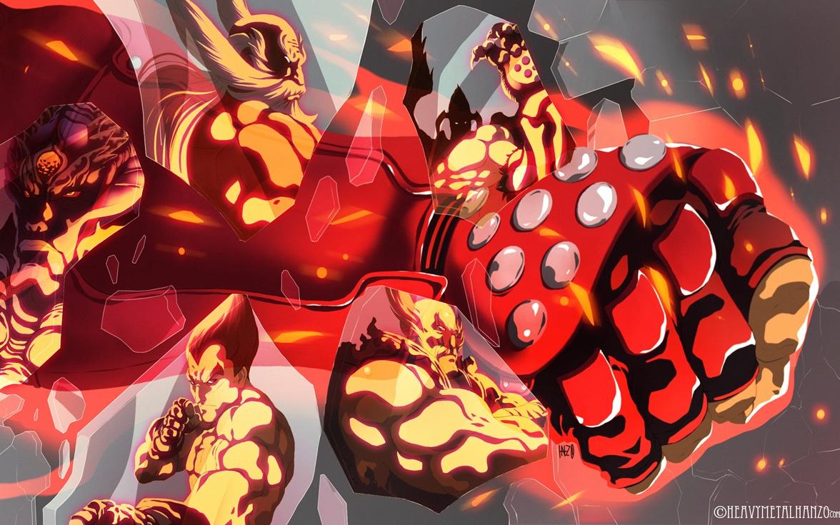 Tekken Wallpaper 1196875 Zerochan Anime Image Board