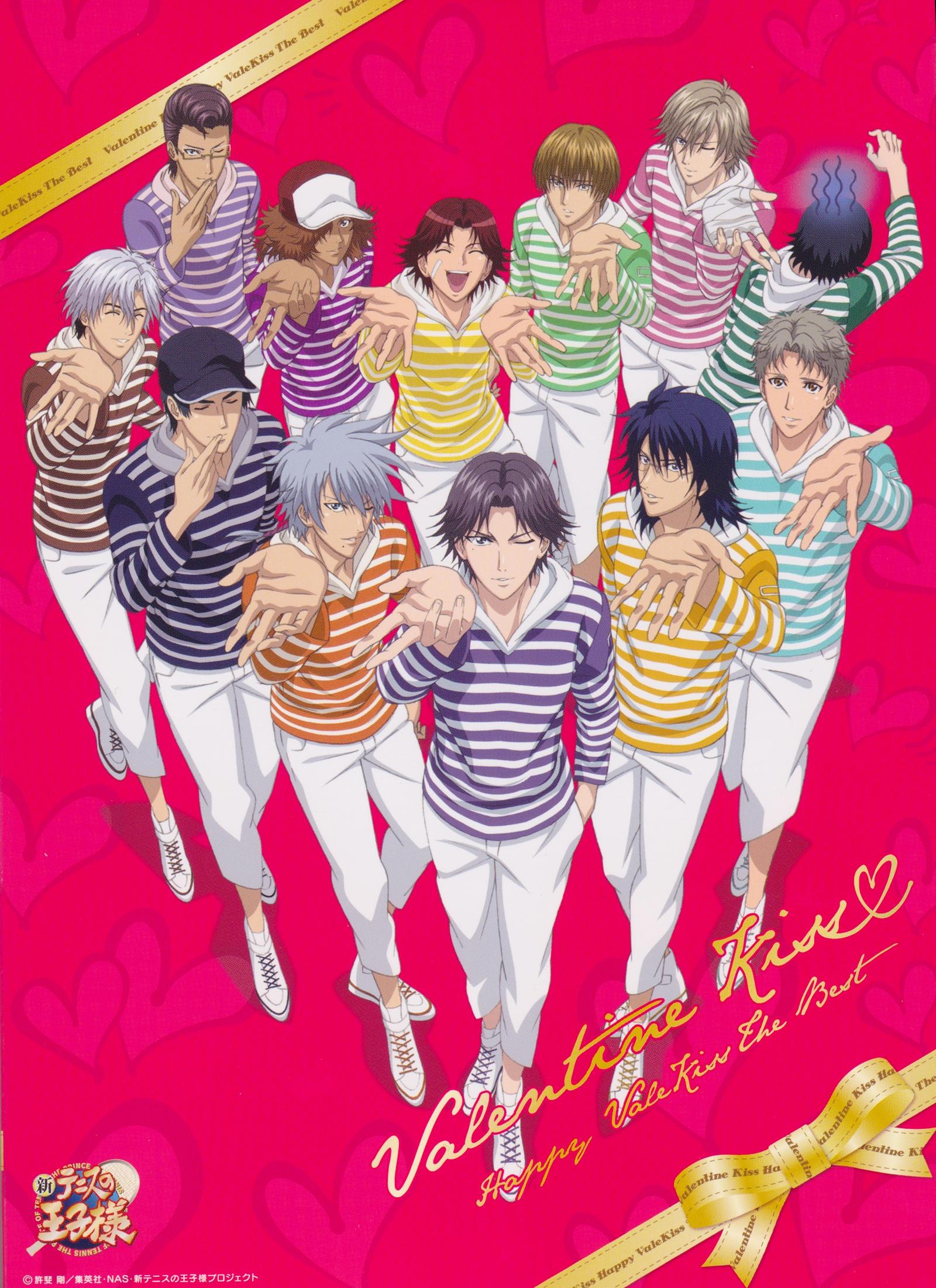 Tags Anime Konomi Takeshi New Prince Of Tennis No Ouji