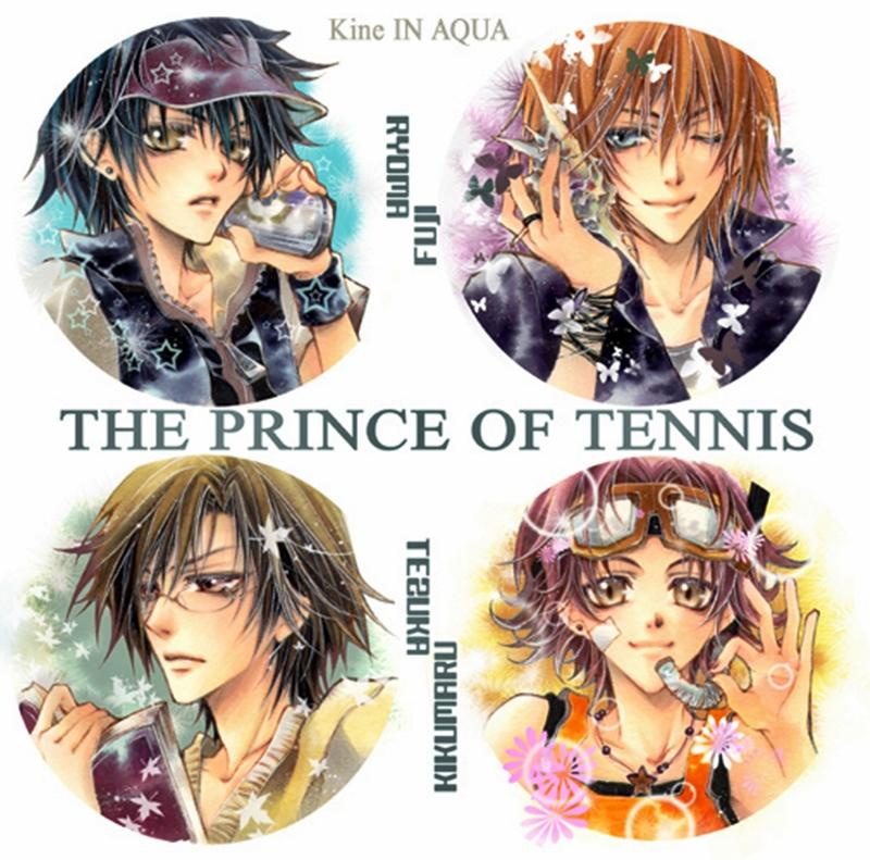 Tennis No Ouji-sama (Prince Of Tennis)