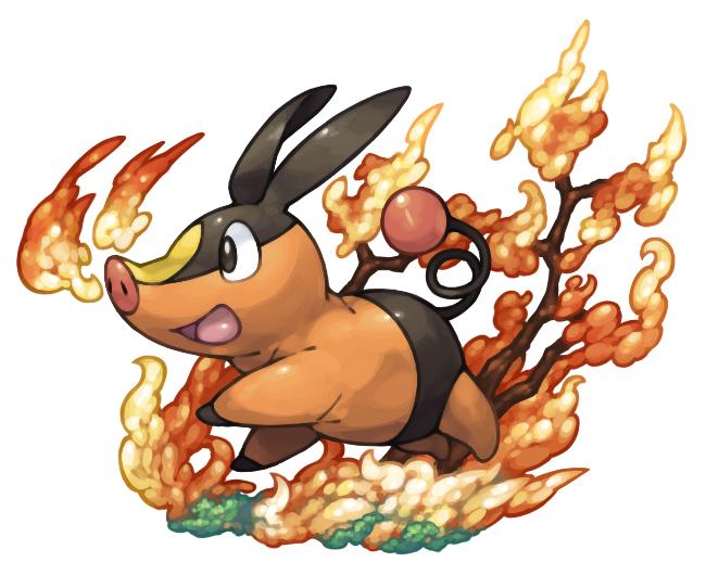 Tepig - Pokémon - Zerochan Anime Image