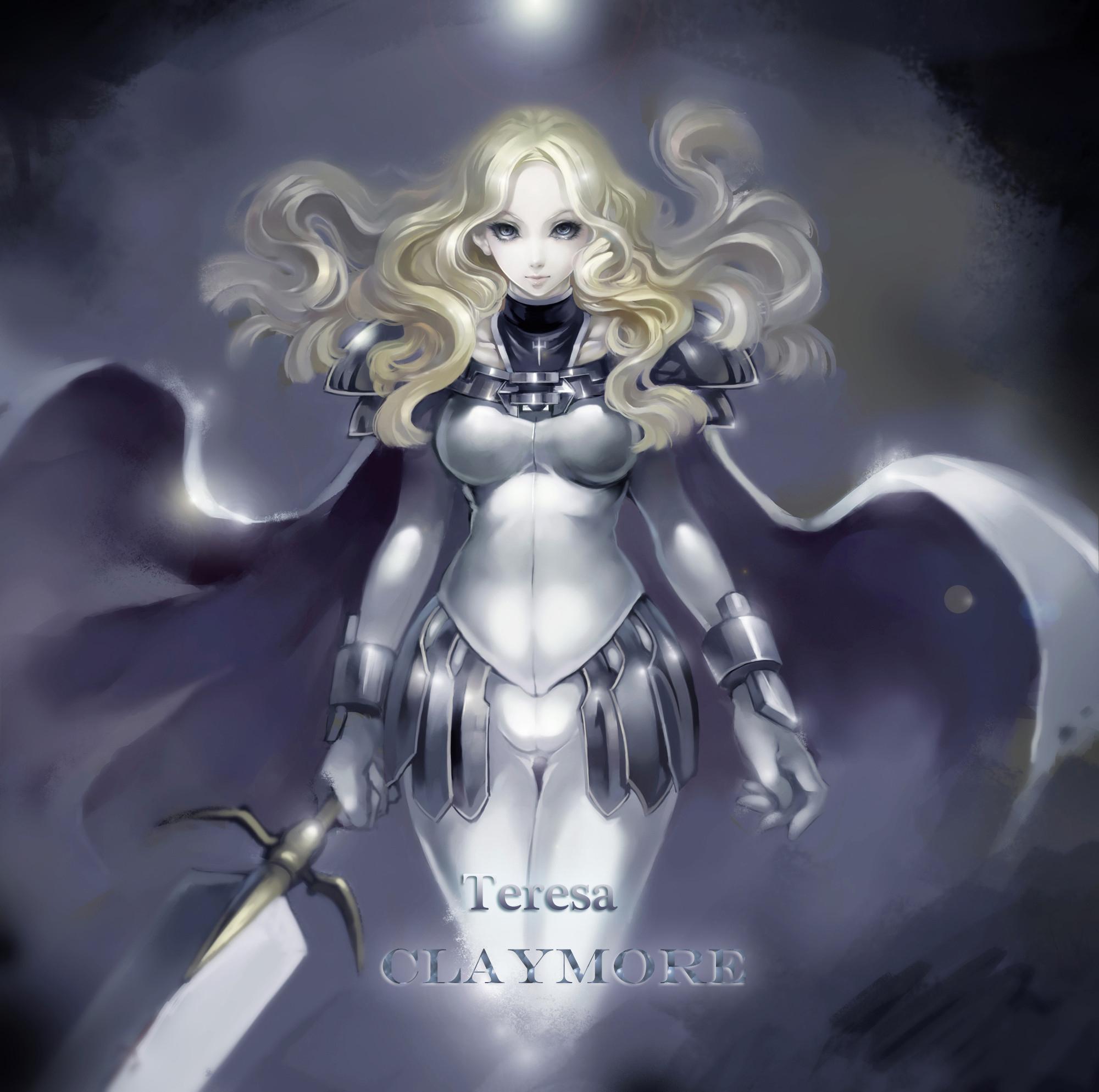 Claymore zerochan anime image board - Fanart anime wallpaper ...
