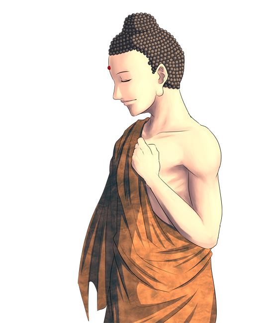 Buddha 2 Anime Characters : Tezuka osamu no buddha zerochan anime image board