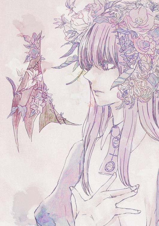 Tags: Anime, Akane (pixiv266832), Thanatos-ko, Thanatos (Sound Horizon) (Story Cd), Pixiv, Mobile Wallpaper, Fanart From Pixiv, Fanart, Sound Horizon