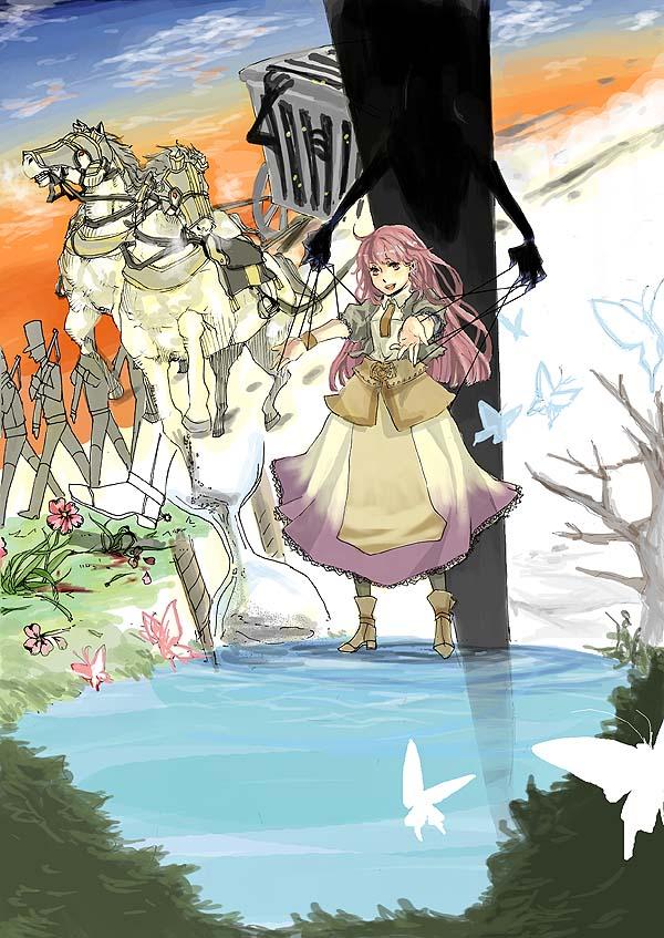 Tags: Anime, Thanatos-ko, Thanatos (Sound Horizon) (Story Cd), Sound Horizon