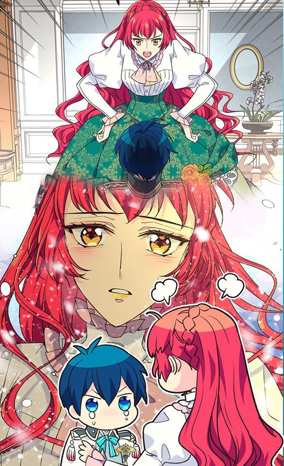 Tags: Anime, The Abandoned Empress, Jeremiah La Monaqui, Ruveliss