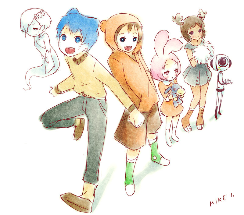 Amazing World of Gumball Gumball And Penny Anime