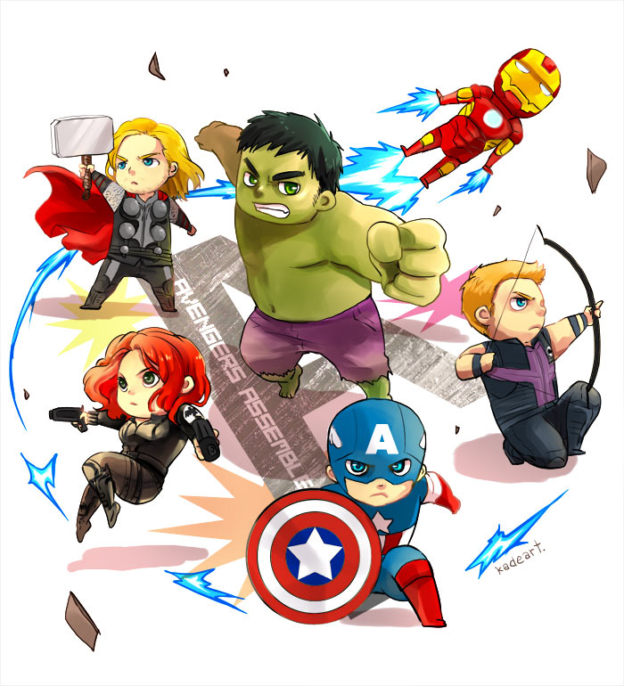The Avengers Image #1116134