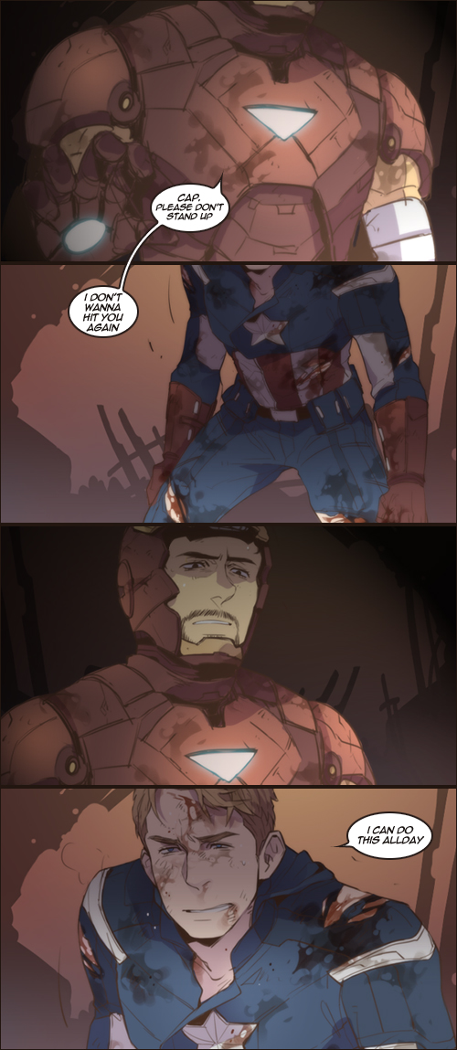 Tags: Anime, Cooru58, Iron Man, The Avengers, Captain America, Steven Rogers, Iron Man (Character), Chris Evans, Robert Downey Jr., Anthony Edward Stark, Marvel