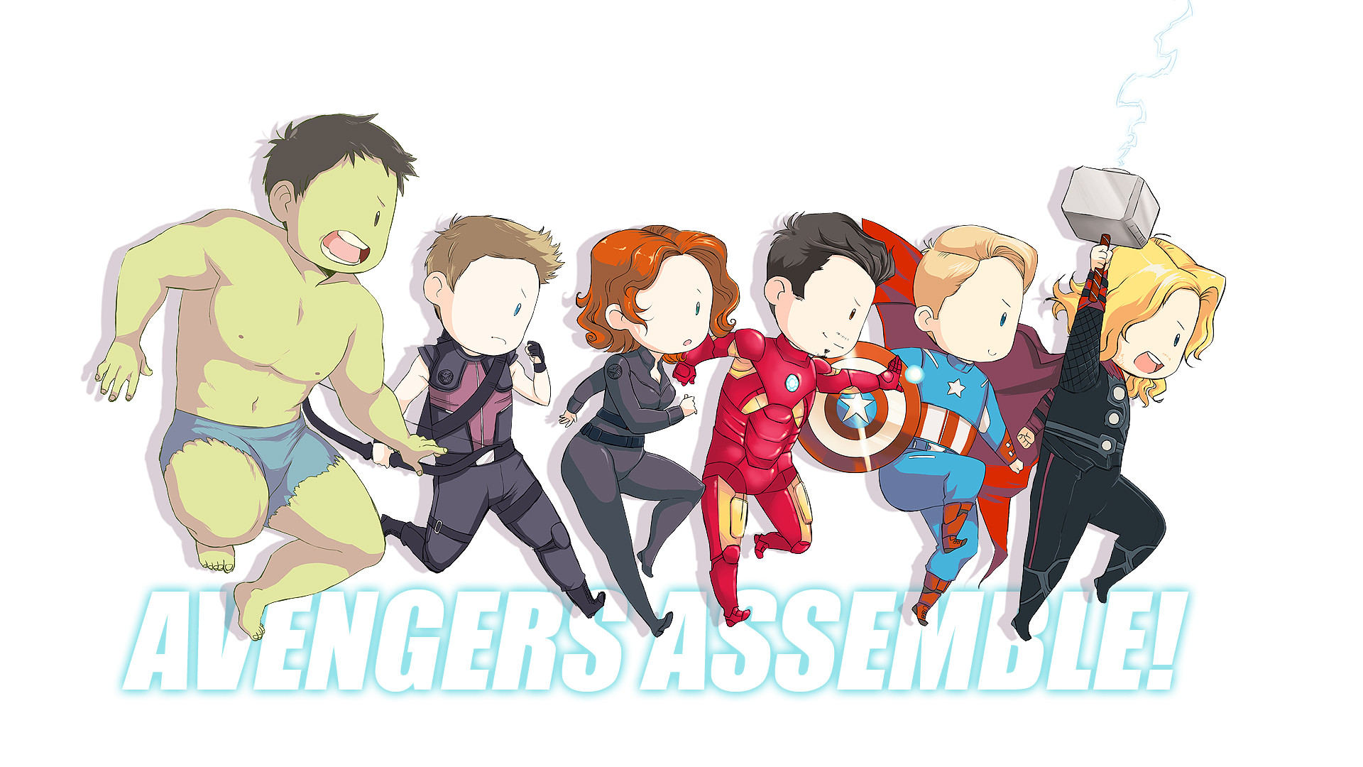 Download Wallpaper Marvel Anime - The  HD_348289.jpg
