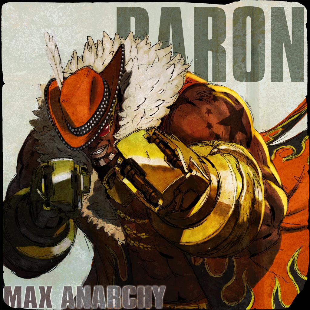 The Black Baron 1395679 Zerochan
