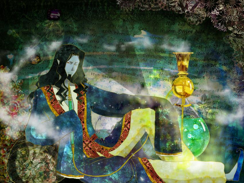 Resultado de imagen para Gankutsuou: The Count of Monte Cristo