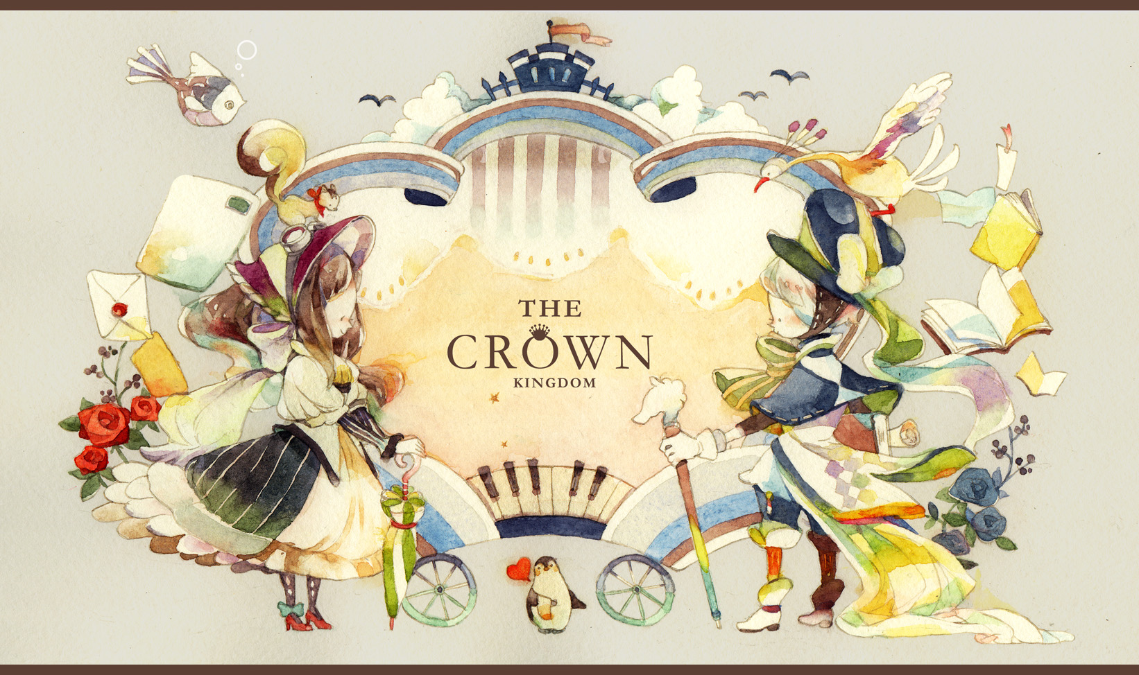 crown deutsch
