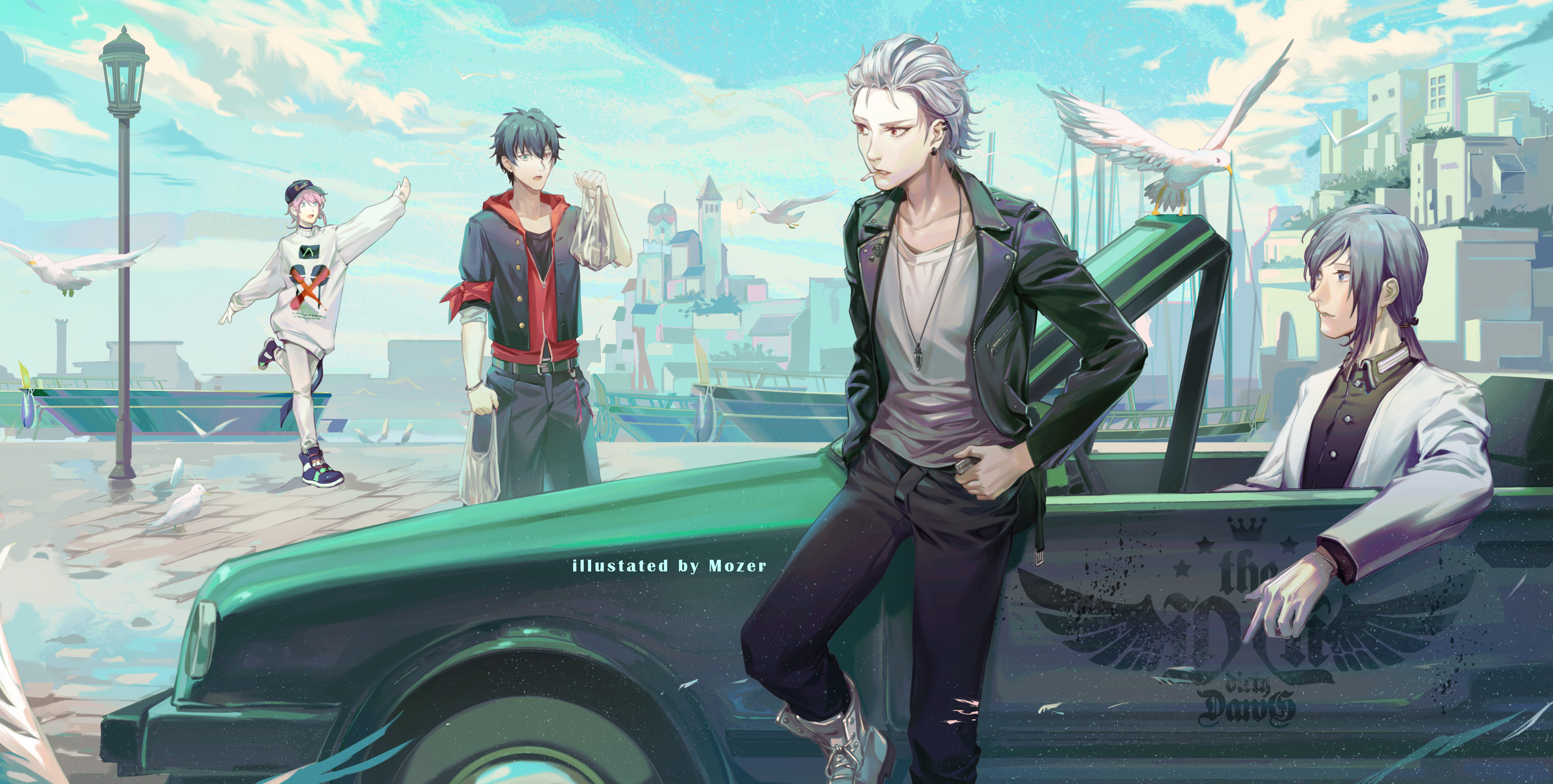 The Dirty Dawg - Hypnosis Mic -Division Rap Battle- - Image