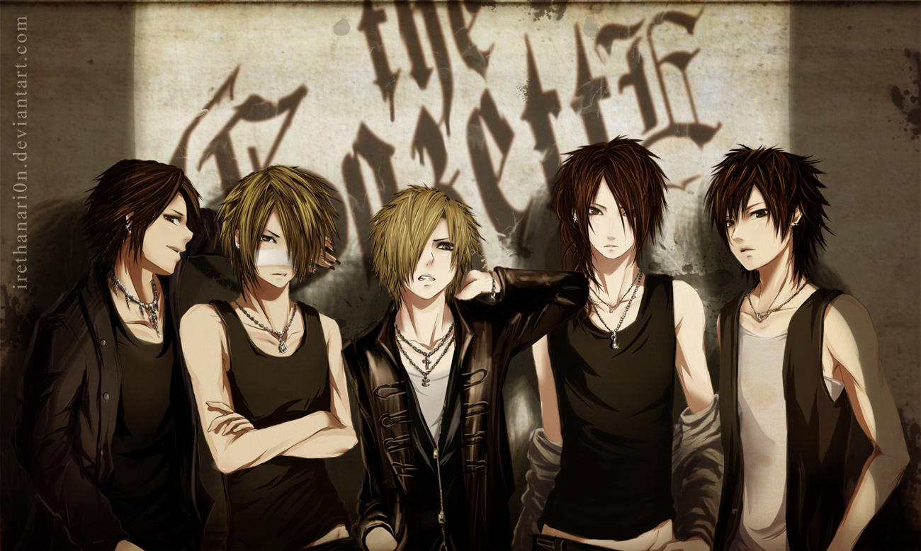 The GazettE - J-Rock - Zerochan Anime Image Board