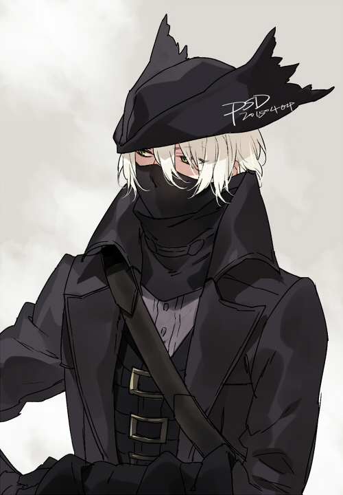 D. L'Accusation The.Hunter.%28Bloodborne%29.full.1915826