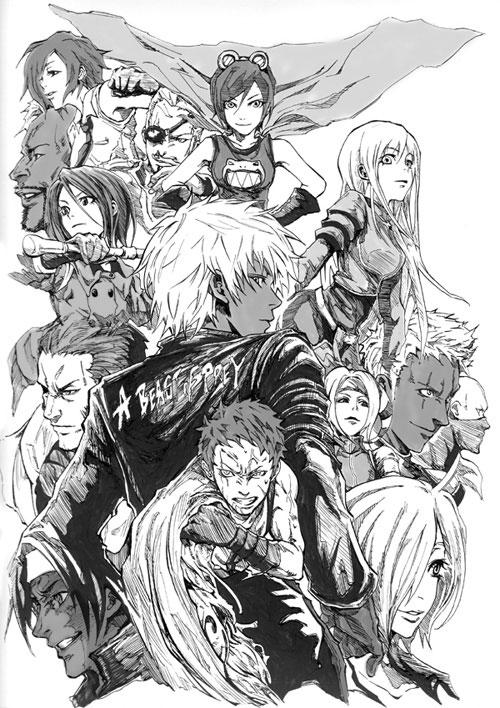 Tags: Anime, Pixiv Id 1271549, SNK, The King of Fighters, Vanessa (King of Fighters), Krizalid, Ash Crimson, K9999, K', Whip (King of Fighters), Ramon, Angel (King of Fighters), Kula Diamond