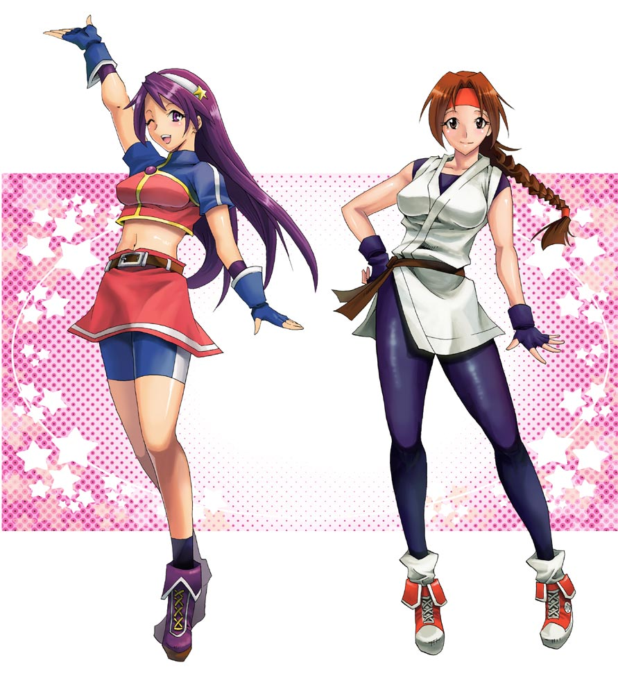 Athena King Of Fighters The King Of Fighters Zerochan