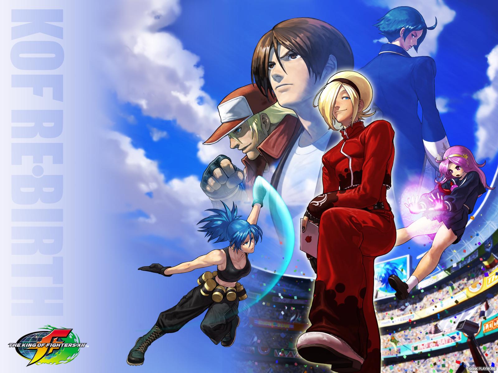The King Of Fighters Wallpaper Zerochan Anime Image Board