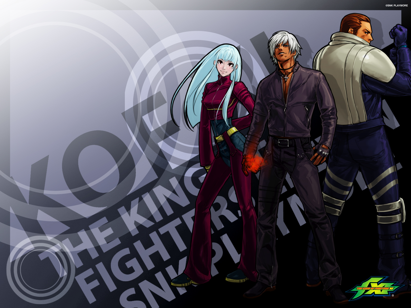 The King Of Fighters Wallpaper Zerochan Anime Image Board