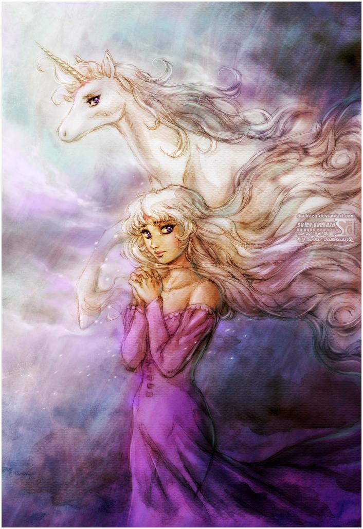 The Last Unicorn Zerochan Anime Image Board