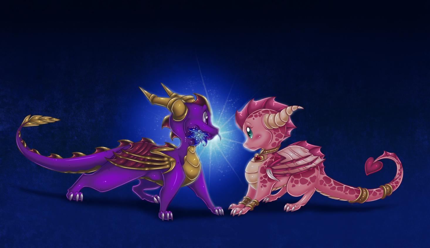 Spyro The Dragon The Legend Of Spyro Zerochan Anime Image Board