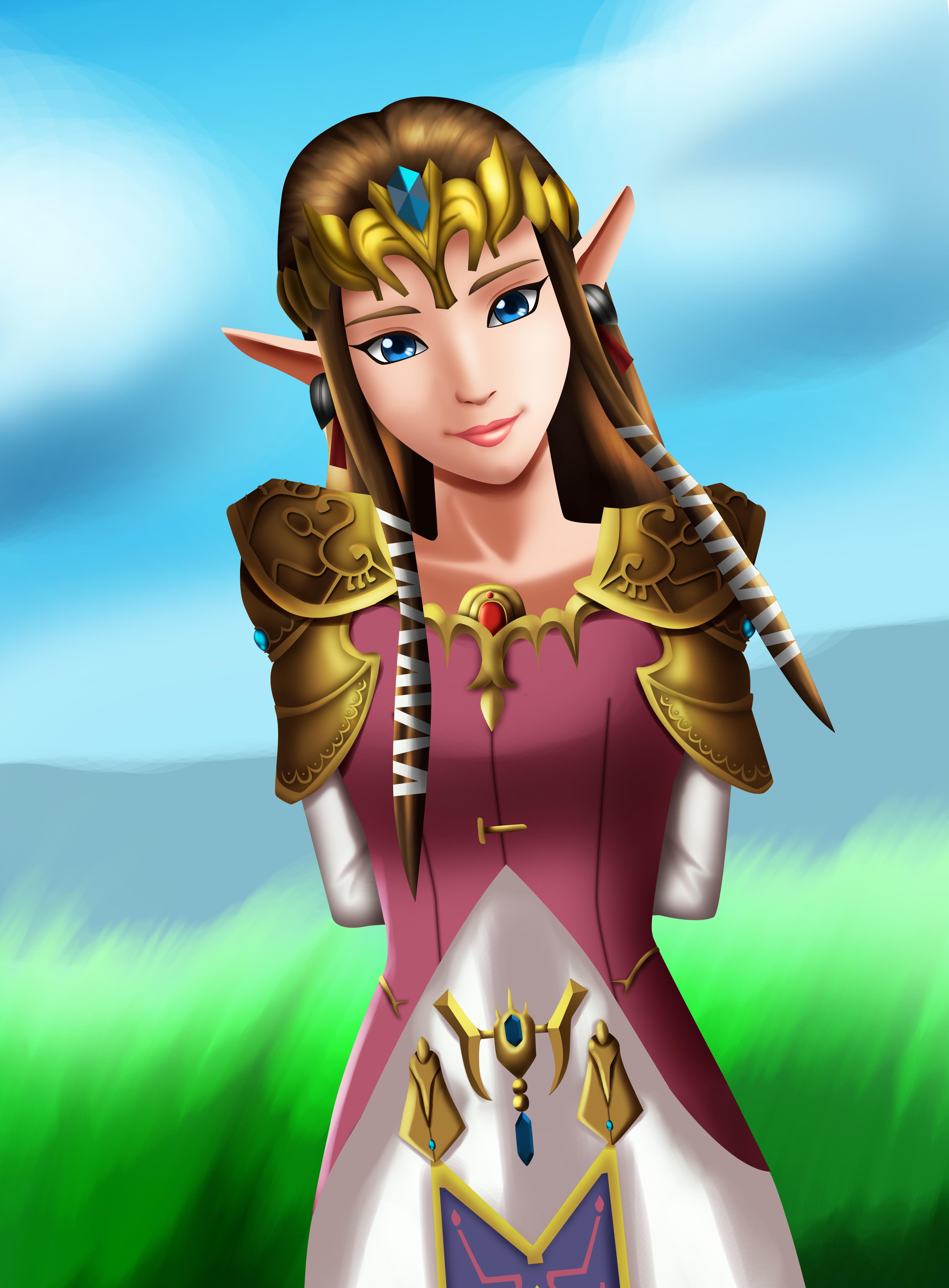 Zelda Serie