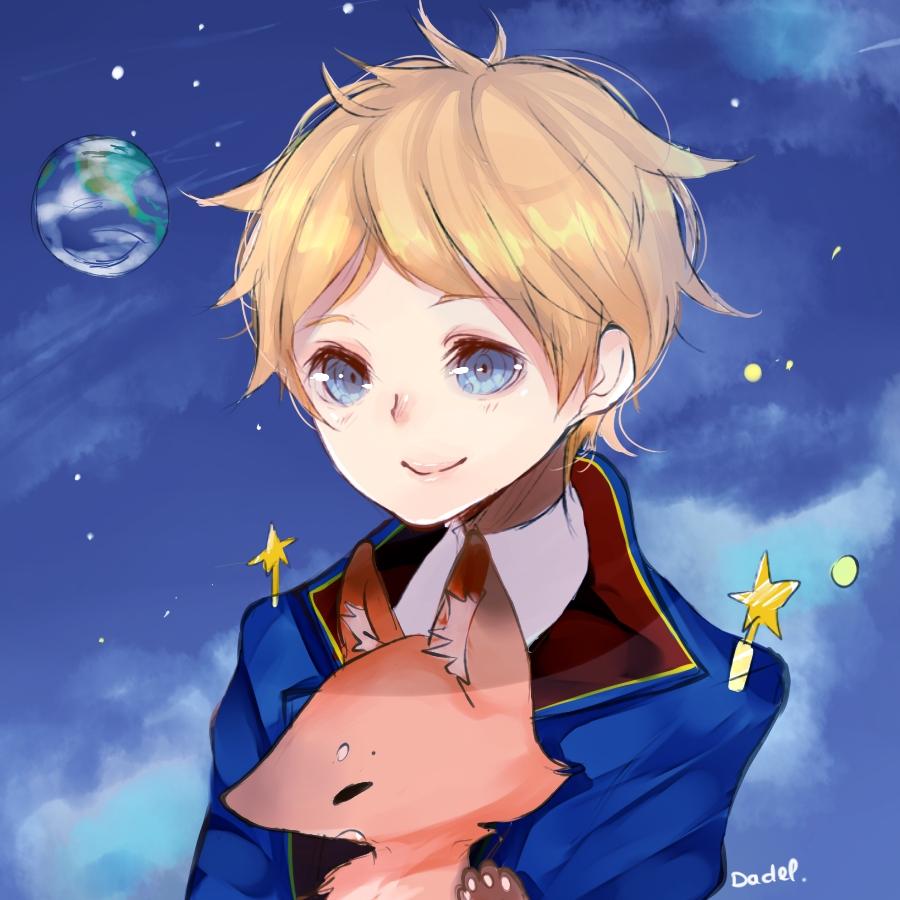 Fox (The Little Prince) - Zerochan Anime Image Board