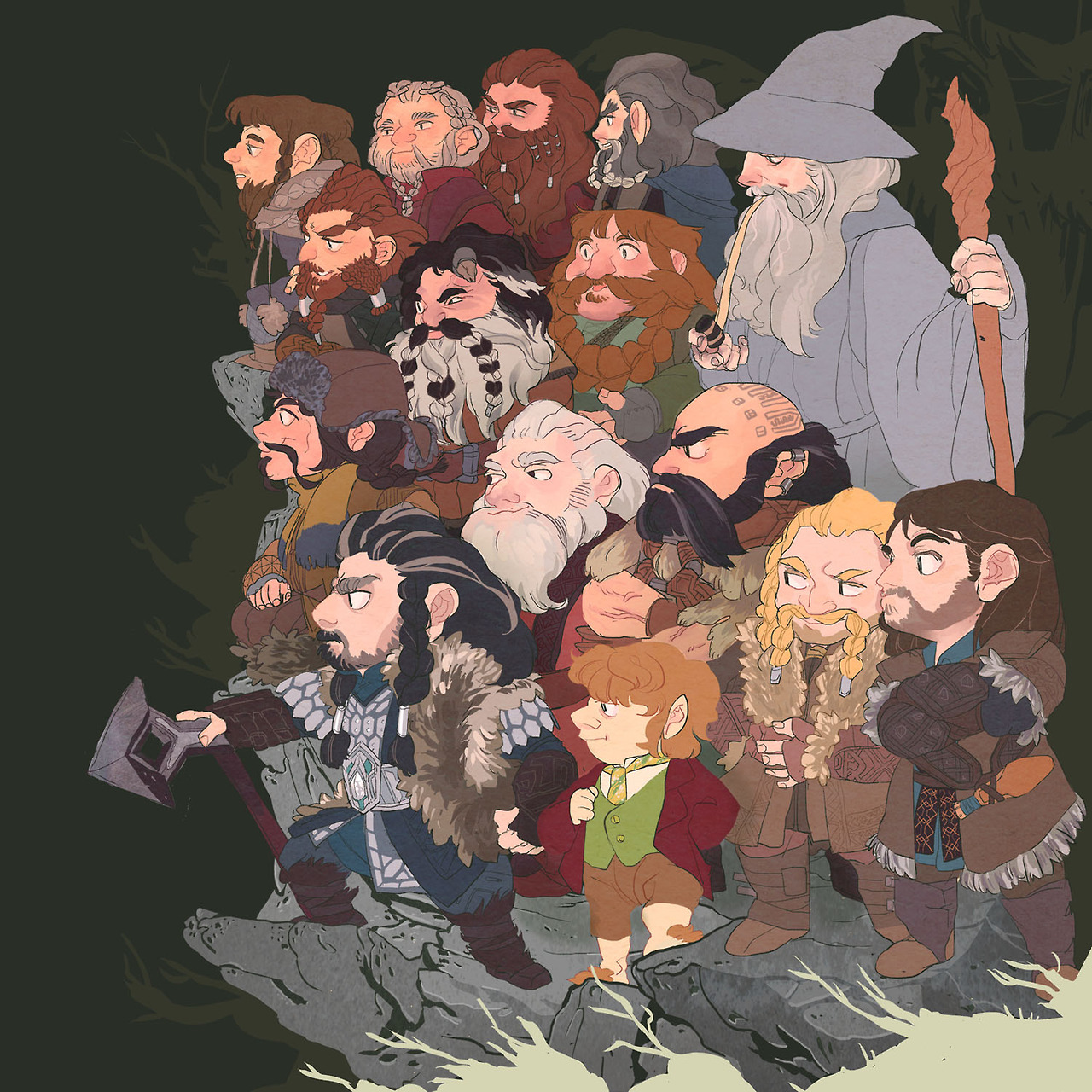 """a look at the main character bilbo baggins in the hobbit Students entering 7th grade  describe the """"hero"""" or main character of the book in a complete paragraph  the  major character: bilbo baggins."""