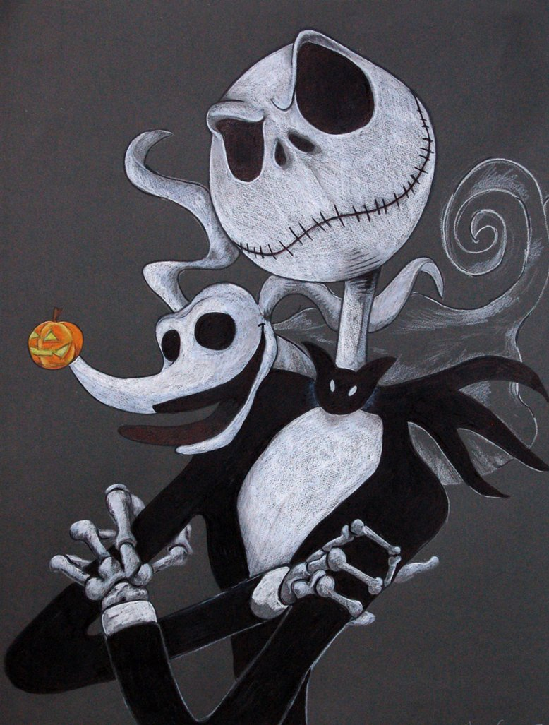 e3d03d05877 The Nightmare before Christmas Image  1306463 - Zerochan Anime Image ...