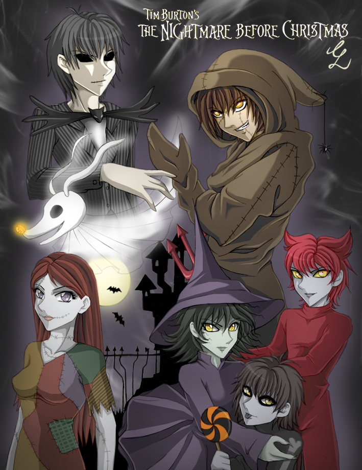 The Nightmare before Christmas Image #255593 - Zerochan Anime ...