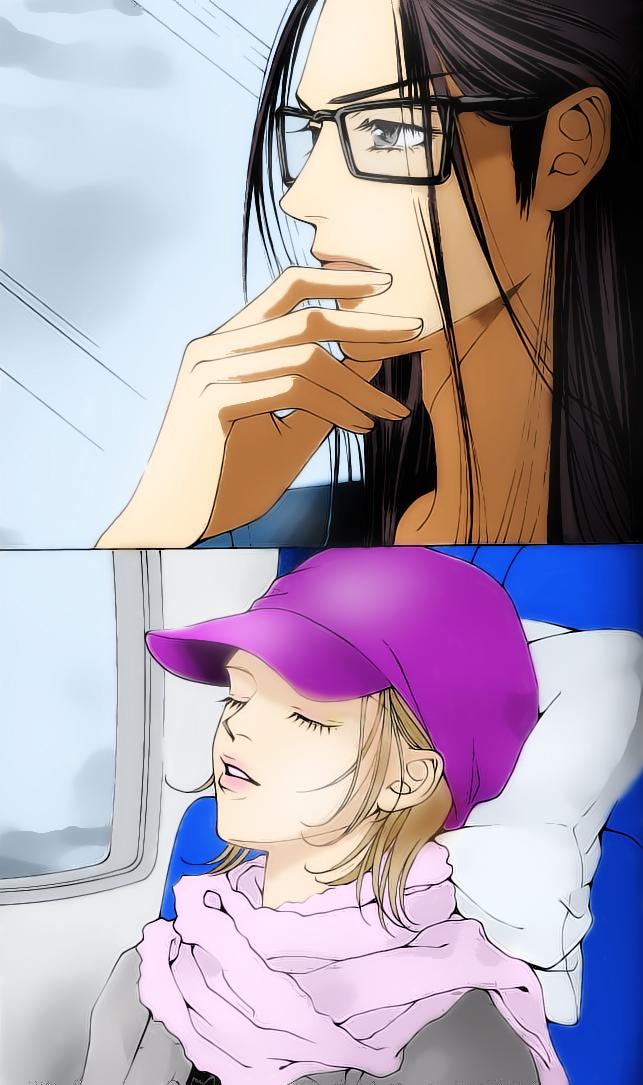 Tags: Anime, The One, Eros Lanson, Lele Cane, deviantART, Colorization