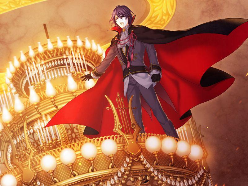 Tags: The Phantom of the Opera, Erik (The Phantom Of The Opera), PersonA ~Opera Za no Kaijin~, The Phantom (Opera Za No Kaijin)